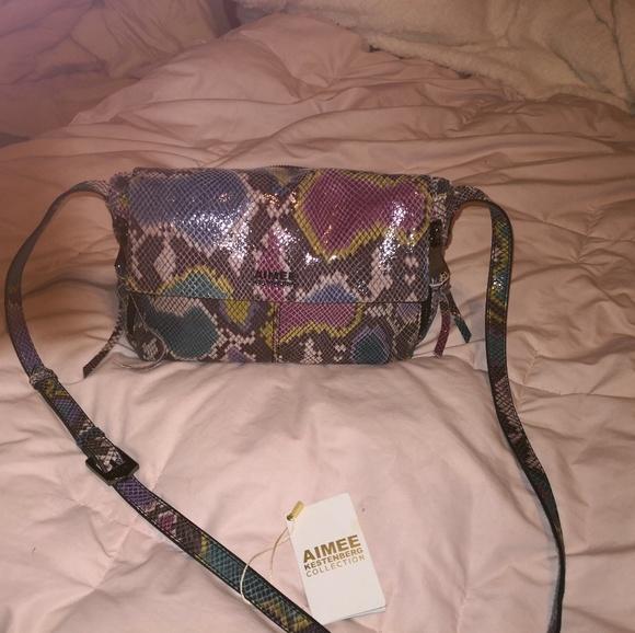 Aimee Kestenberg Handbags - SOLD/Aimee Kestenburg Bali Multi Snake handbag